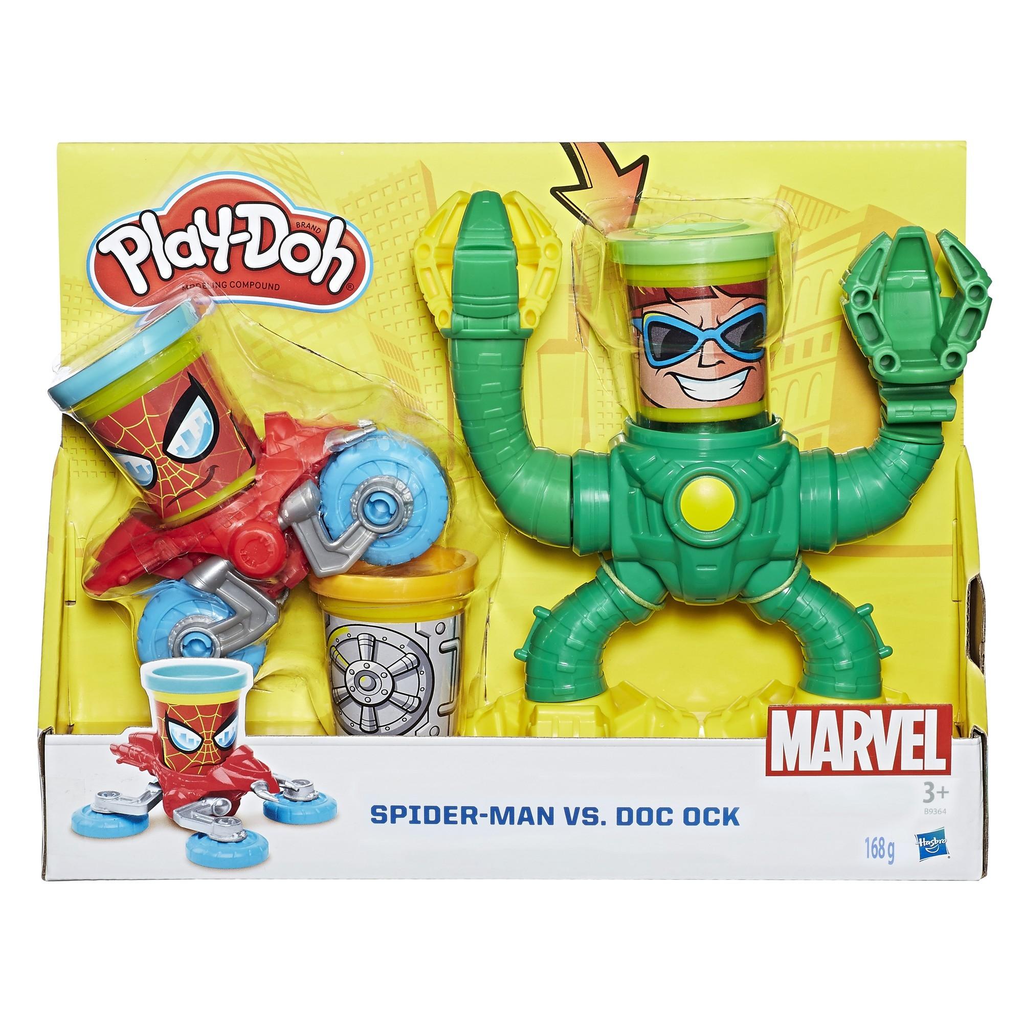 Купить Play-Doh, Человек-паук, Китай