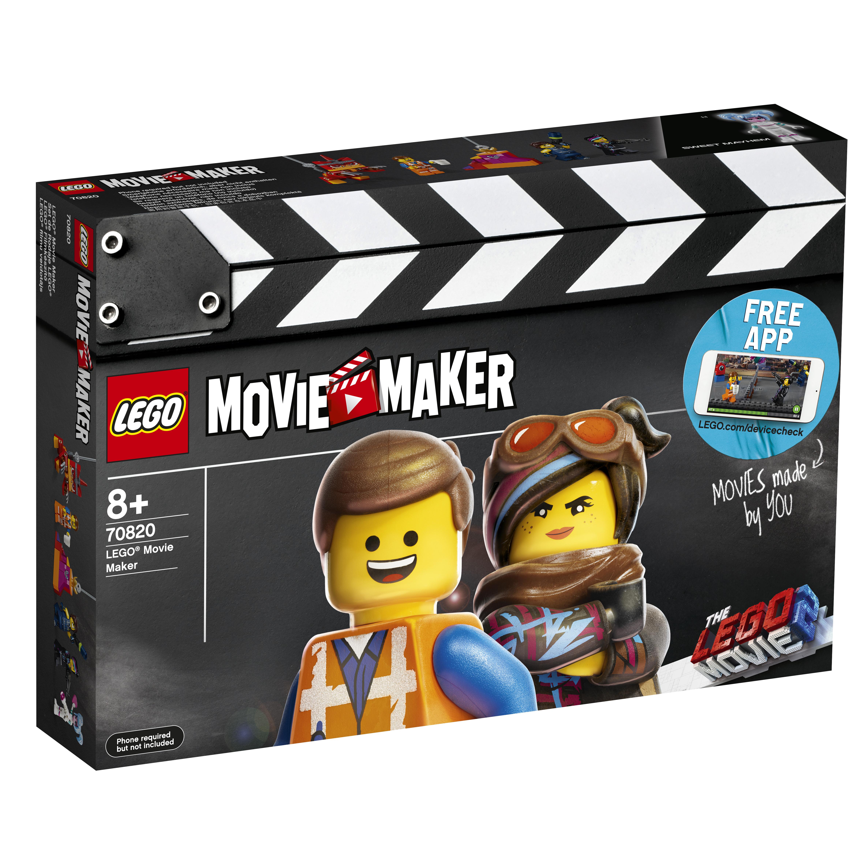 Конструктор LEGO Movie 70820 Набор кинорежиссёра цена в Москве и Питере