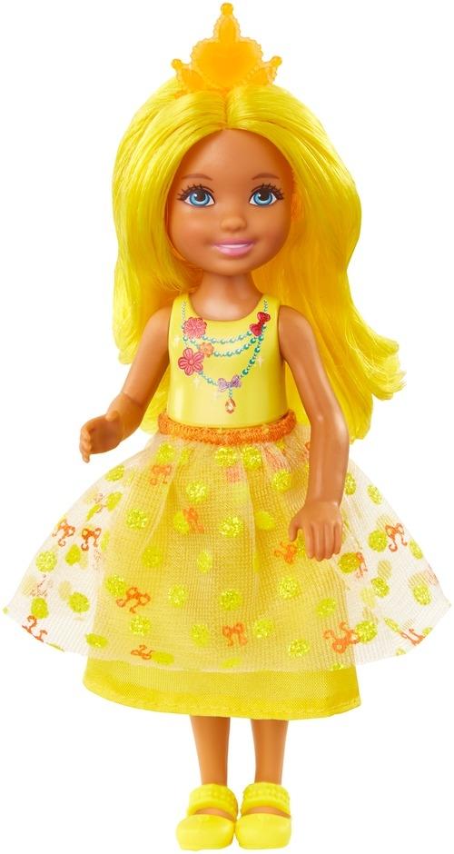 Barbie Barbie Кукла Barbie «Челси-принцессы» в асс. кукла barbie 2014 principessa