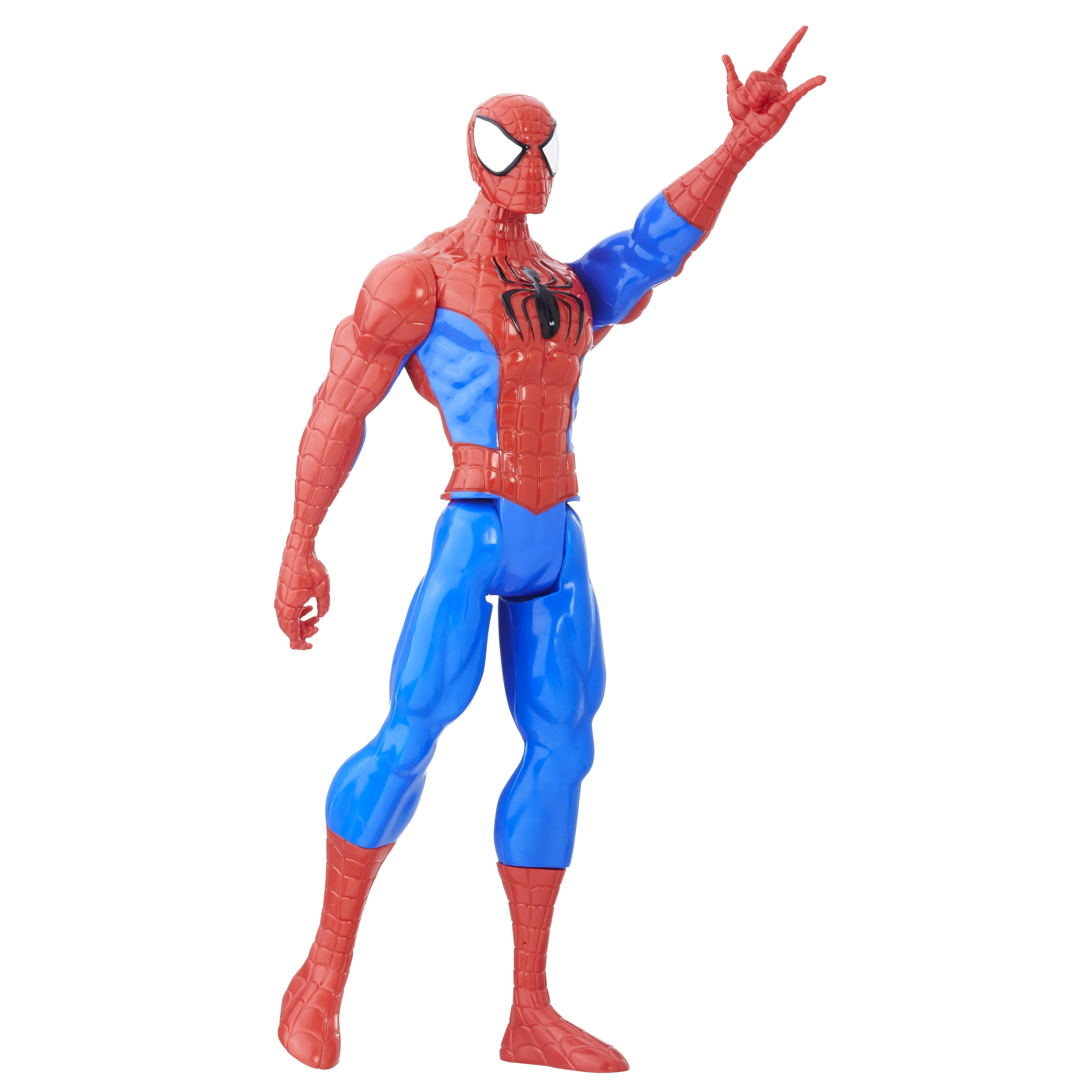 Spider Man Spider-man Титаны: Человек-паук hasbro фигурка с транспортным средством marvel spider man человек паук на мотоцикле