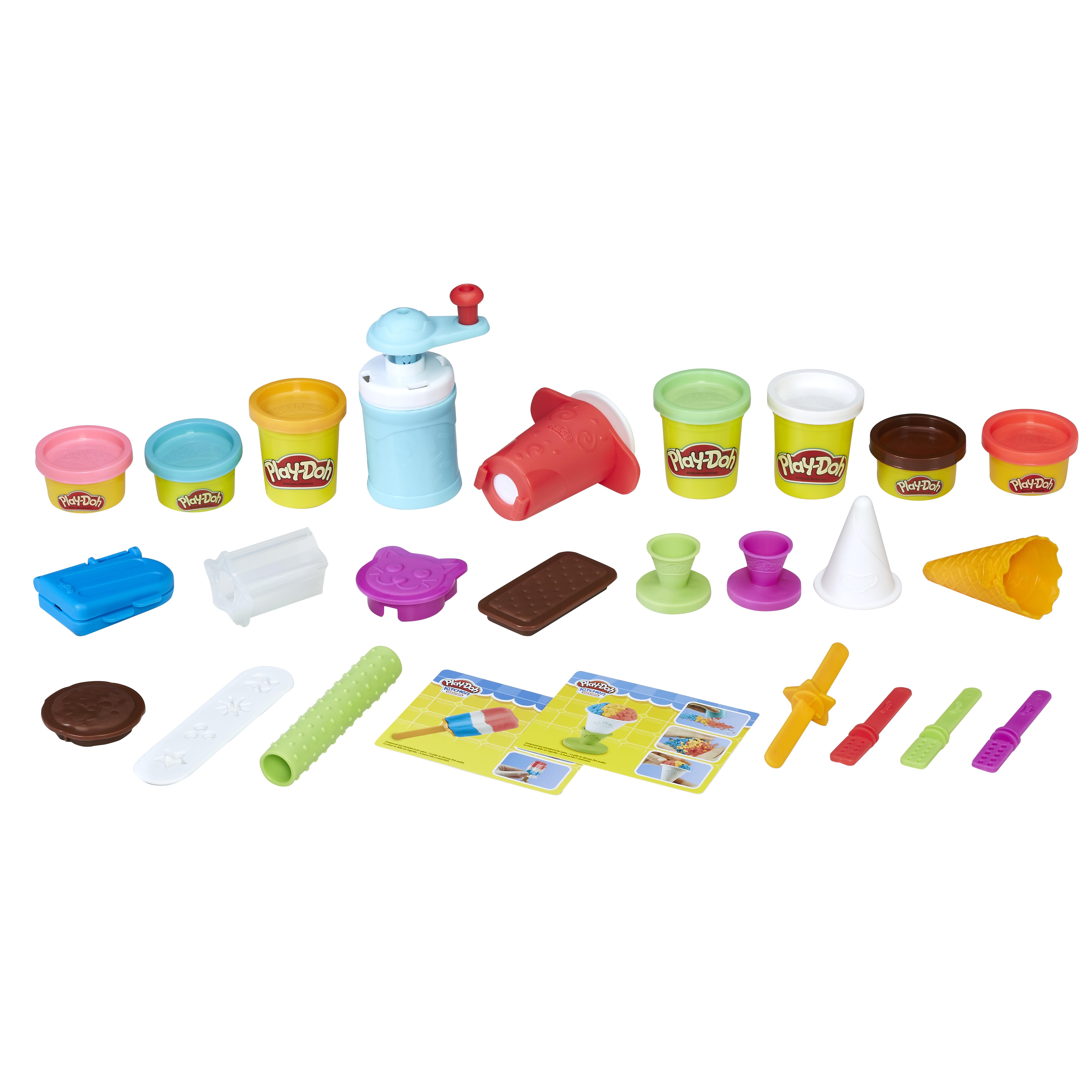 Пластилин и масса для лепки Play-Doh Создай любимое мороженое hasbro play doh e0042 игровой набор создай любимое мороженое