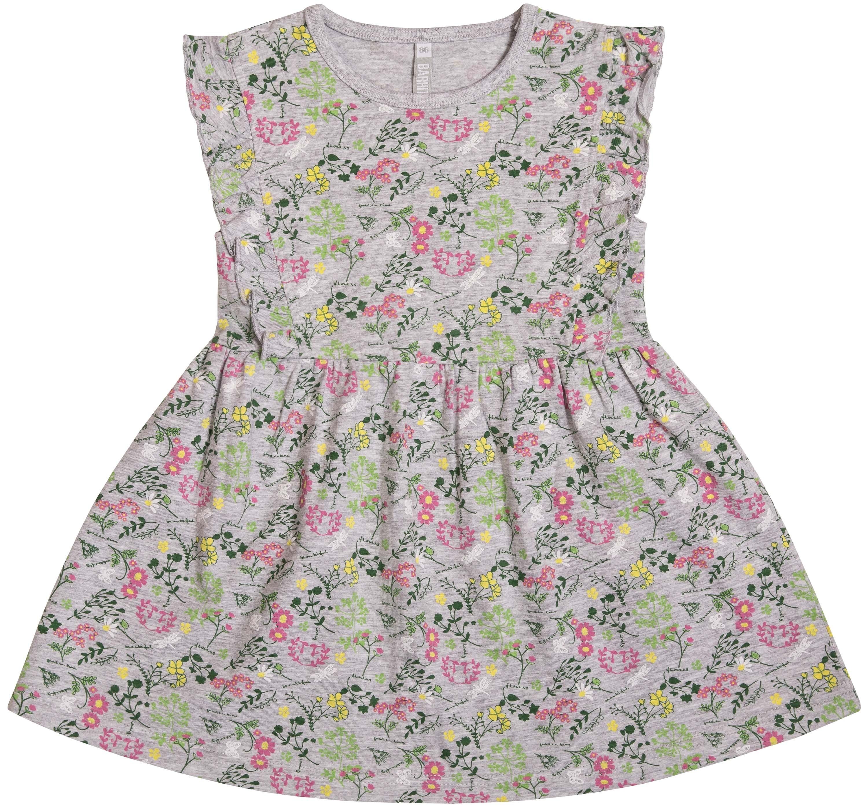 Платье детское Barkito Barkito Серое платья barkito платье без рукавов barkito алоха гавайи белое