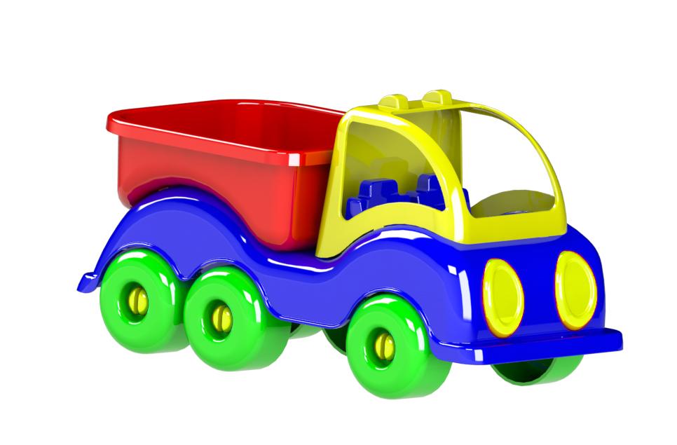 Фото - Игрушечные машинки и техника Пластмастер Силач игры и игрушки в дорогу пластмастер подвеска на коляску пластмастер нежность