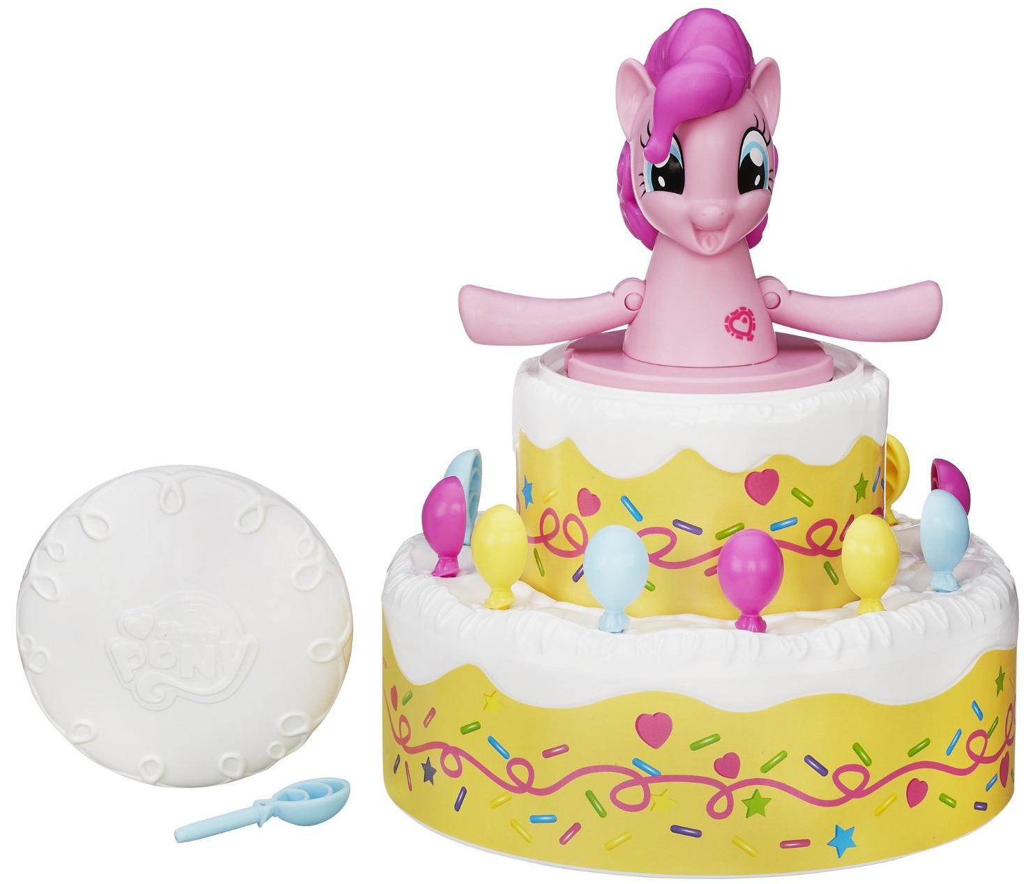 My Little Pony OTHER GAMES Сюрприз Пинки Пай hasbro games настольная игра сюрприз пинки пай my little pony
