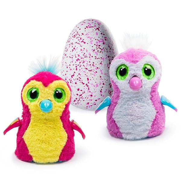 Интерактивные сказочные существа Hatchimals Дракоша, вылупляющийся из яйца интерактивная игрушка hatchimals сюрприз близнецы интерактивный питомец вылупляющийся из яйца 19110 pink