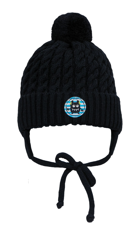 Шапка (ушанка) Barkito W18B4013A(1) шапка ушанка для мальчика barkito темно синяя с рисунком в полоску