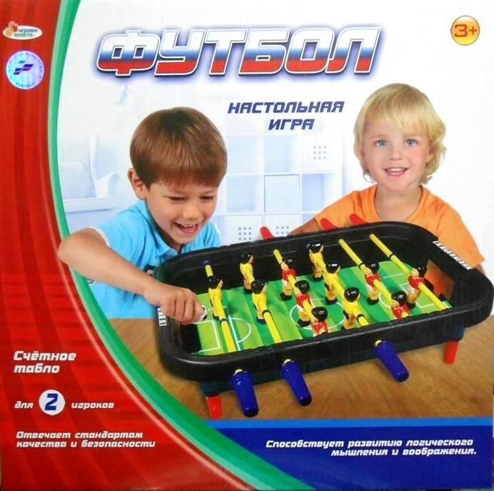 Настольная игра Играем вместе Футбол 242617 игра настольная дорожный футбол