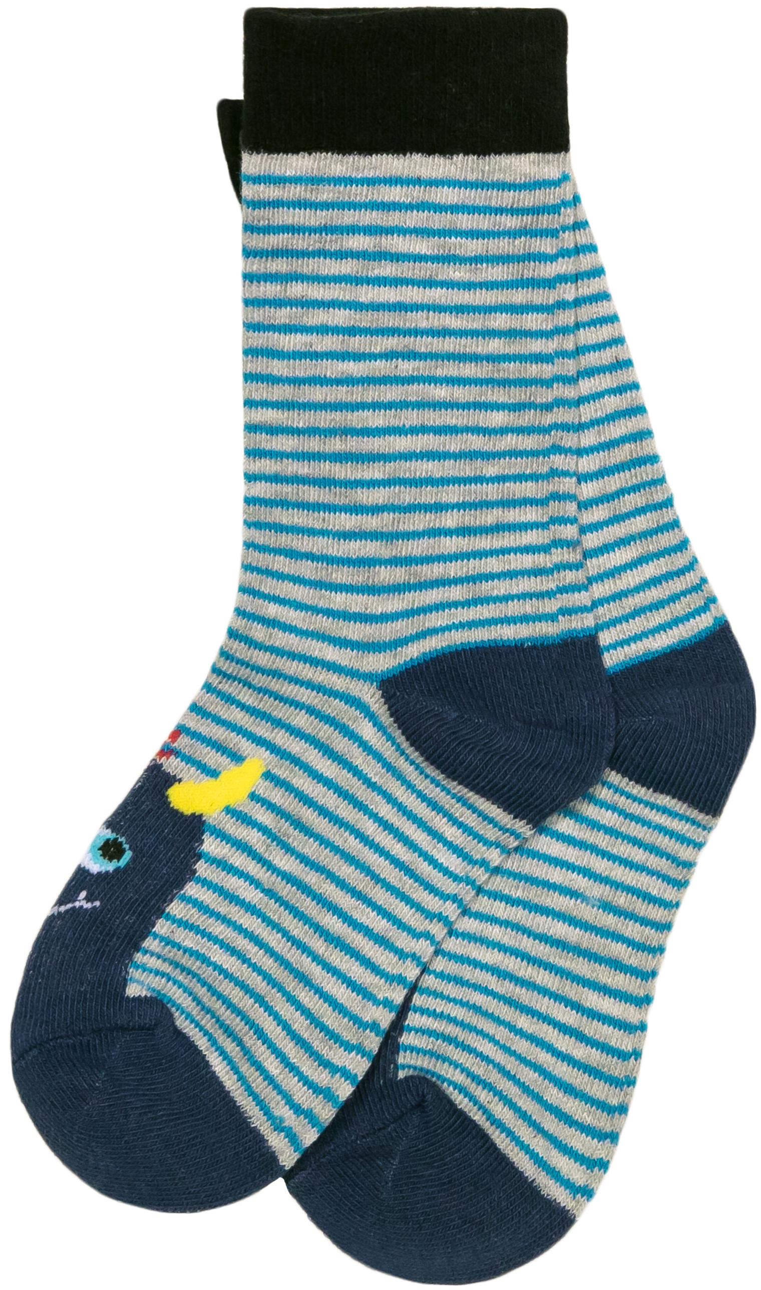 Носки Barkito S18B4004T носки barkito носки для мальчика комплект 3 пары barkito темно синие серые темно синие с рисунком в полоску