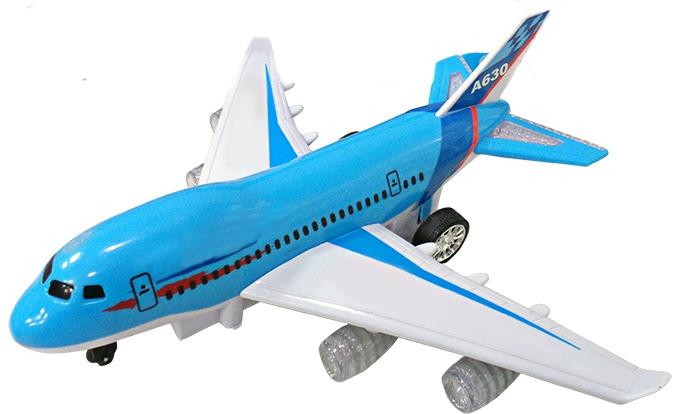 Самолет на радиоуправлении ABtoys А-630 abtoys конструктор самолет с инструментами