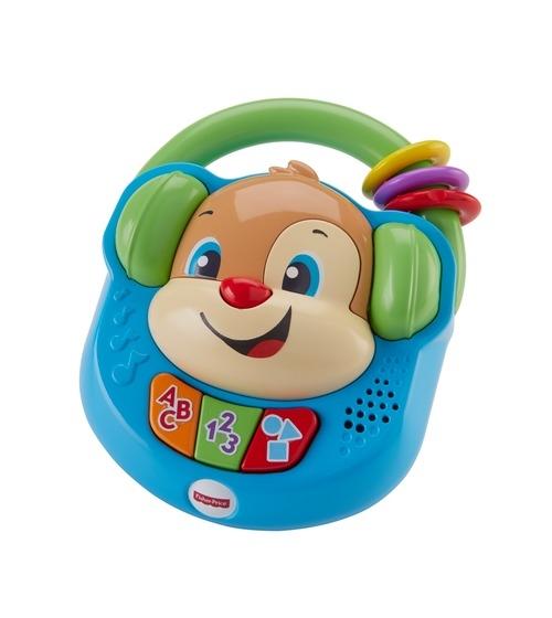 Развивающие игрушки Fisher Price Развивающая игрушка Fisher Price «Плеер Ученого Щенка» плеер юлмарт