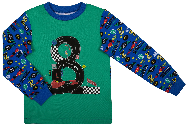 Пижамы Barkito Сновидения W18B4006S(4) пижамы и ночные сорочки lalababy пижама для мальчика длинный рукав кофточка и штанишки little men