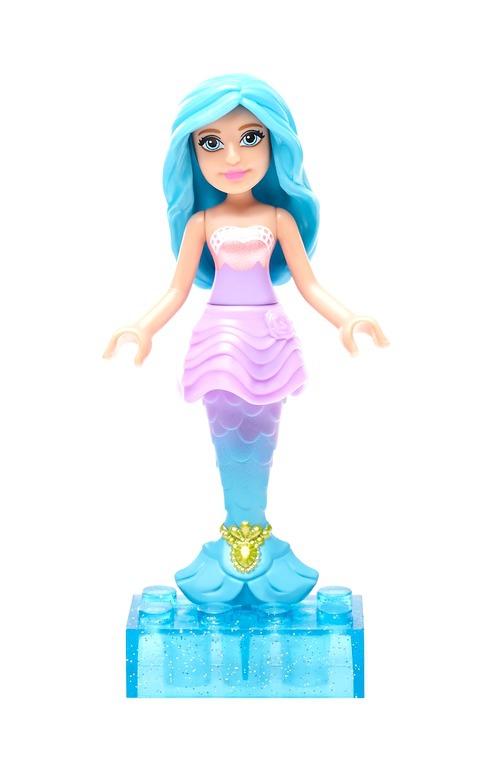 Пластмассовые Mega Bloks Барби barbie набор сестра барби с питомцем barbie dmb26