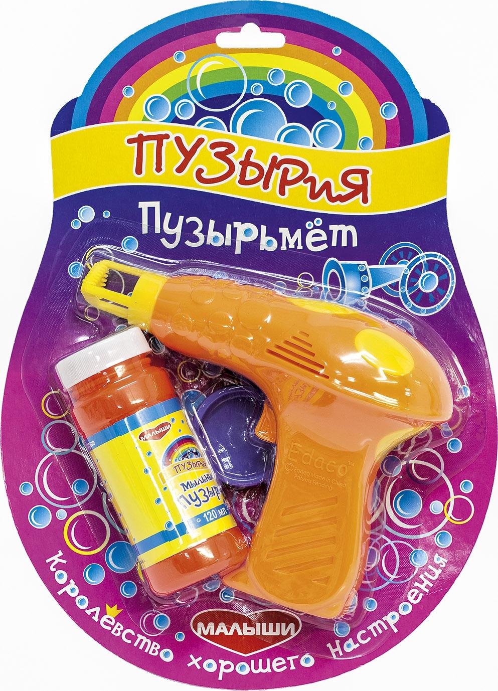 купить Мыльные пузыри BUBBLELAND Пузырьмет по цене 599 рублей