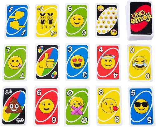 Развлекательные игры Uno Эмоции - Настольные игры