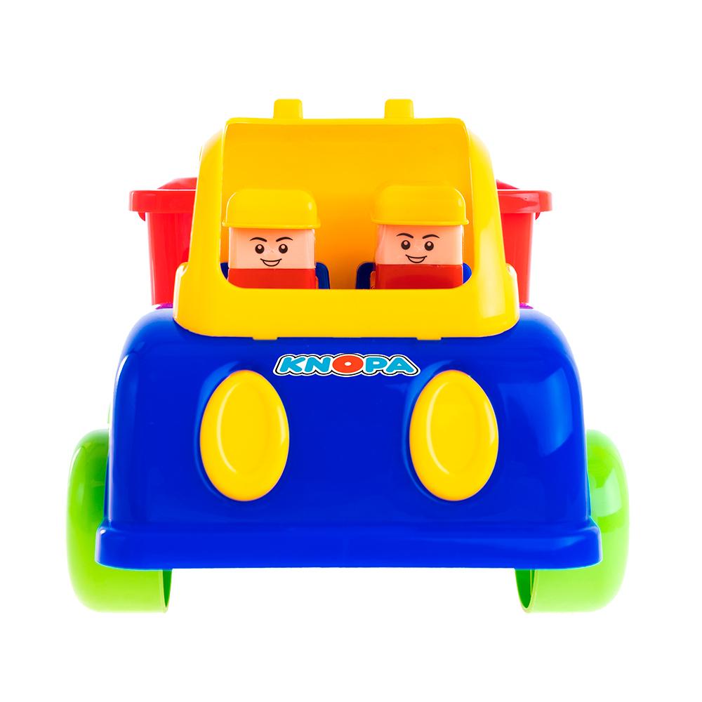 Машинка Кнопа Грузовик. Силач