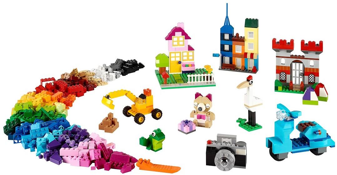 Купить LEGO, Classic Набор для творчества большого размера, Дания, пластмасса