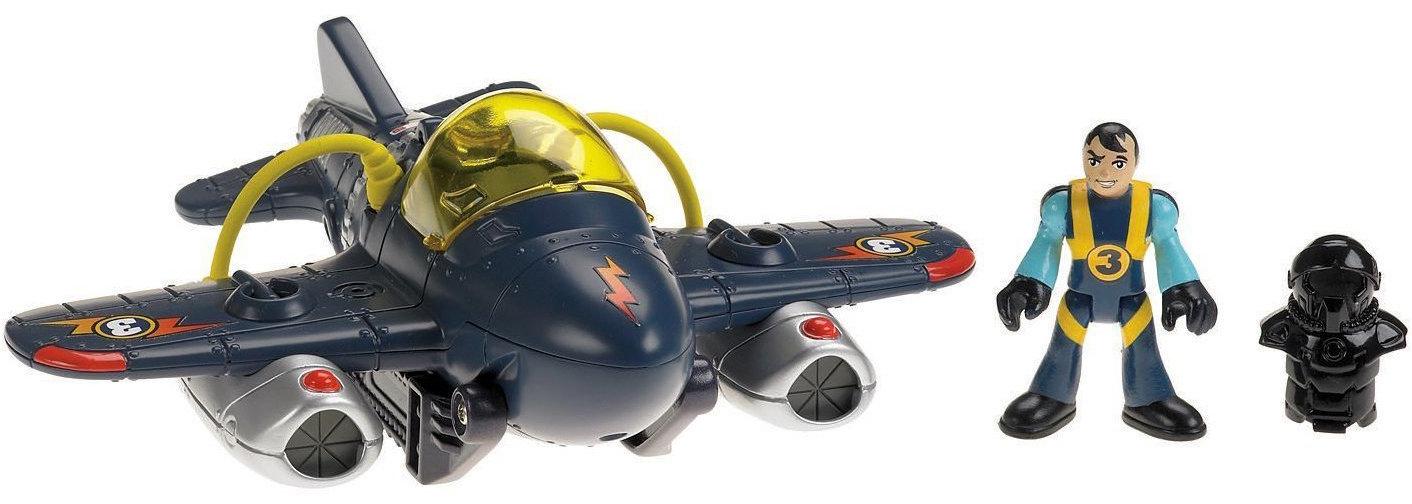 Imaginext Imaginext Летательный аппарат banbao конструктор космический летательный аппарат