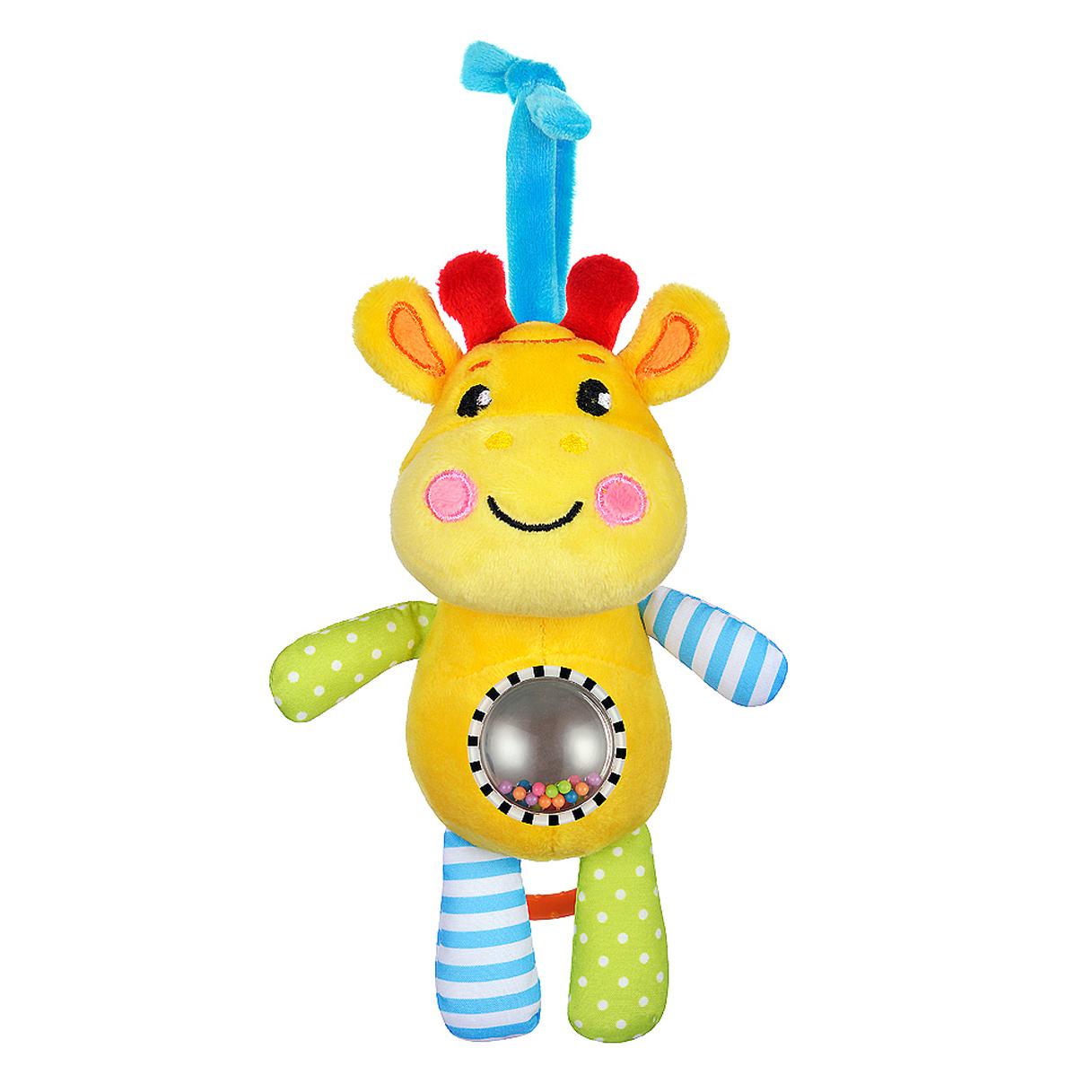 Игры и игрушки в дорогу Жирафики Жирафик развивающий коврик жирафики жирафик и друзья