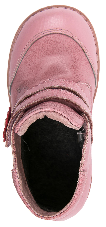 Ботинки и полуботинки Barkito Ботинки для девочки Barkito розовые