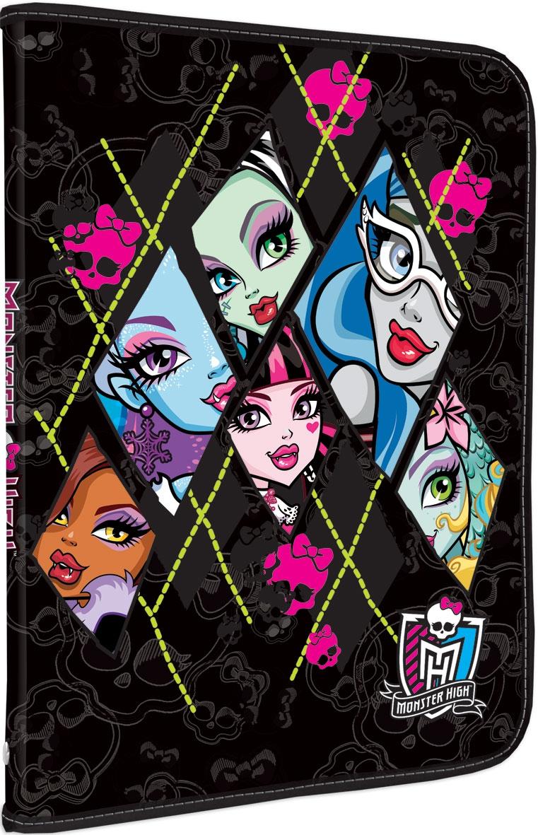 Канцелярия Monster High Monster High centrum мешок для обуви 1 отделение monster high