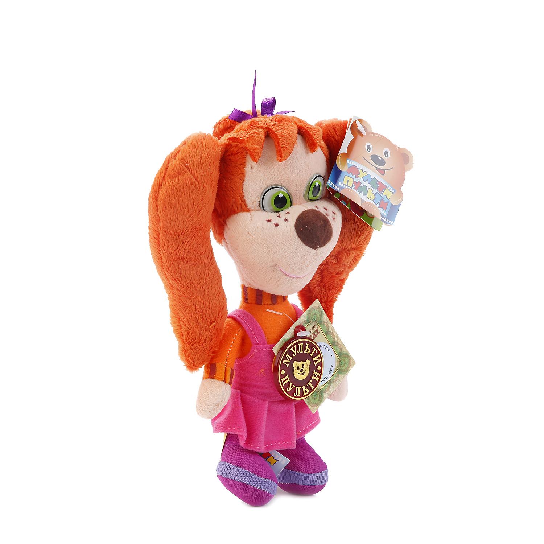 Мягкие игрушки Мульти-Пульти Мягкая игрушка Мульти-пульти «Барбоскины. Лиза» 20 см мягкая игрушка лиза симпсон