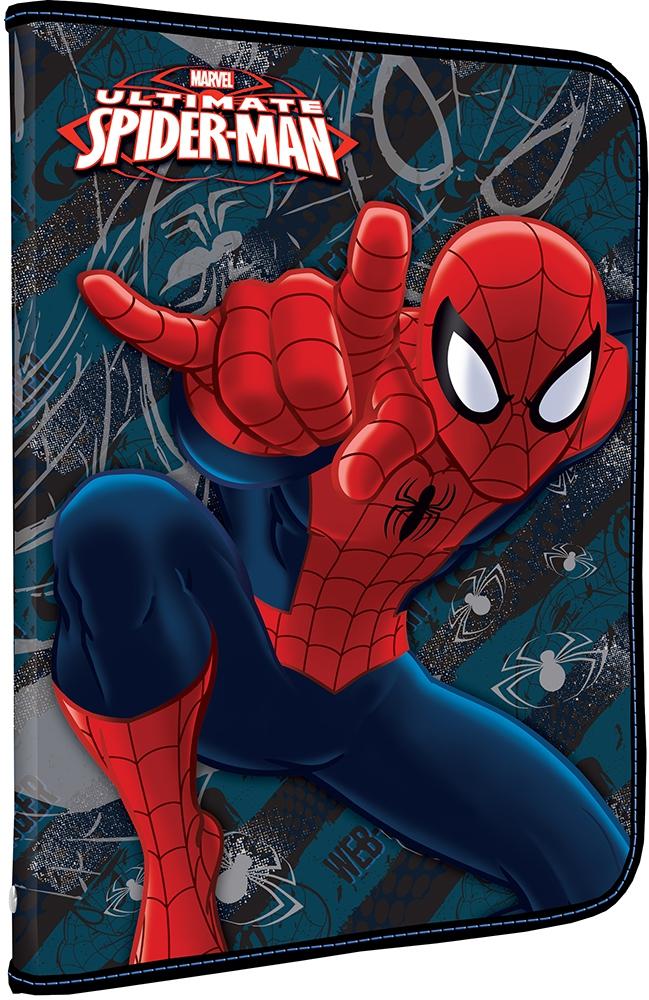 Канцелярия Spider-man Spider-man ручки и карандаши spider man набор цветных карандашей spider man 18 шт