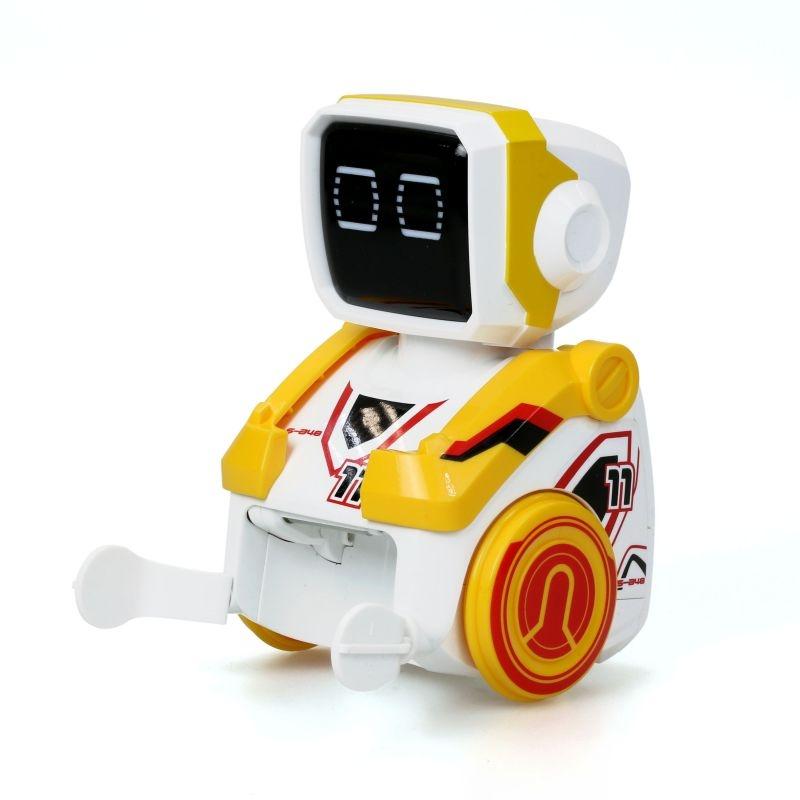 Интерактивные роботы Silverlit Робот-футболист р/у Silverlit «Кикабот» 2 шт. цены онлайн