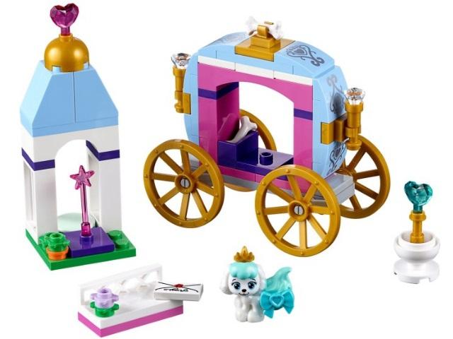 LEGO LEGO Конструктор LEGO Disney Princess 41141 Королевские питомцы: Тыковка конструктор lego disney princess королевские питомцы жемчужинка 41069