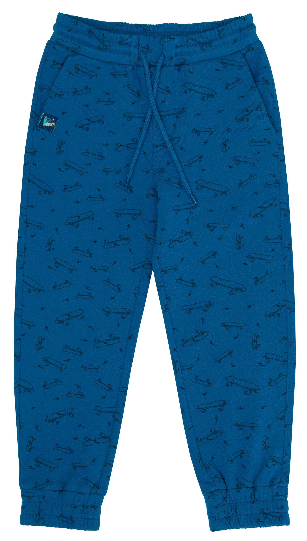 Брюки трикотажные Barkito Скейтеры W19B4039J брюки для мальчика barkito джинсы деним синие