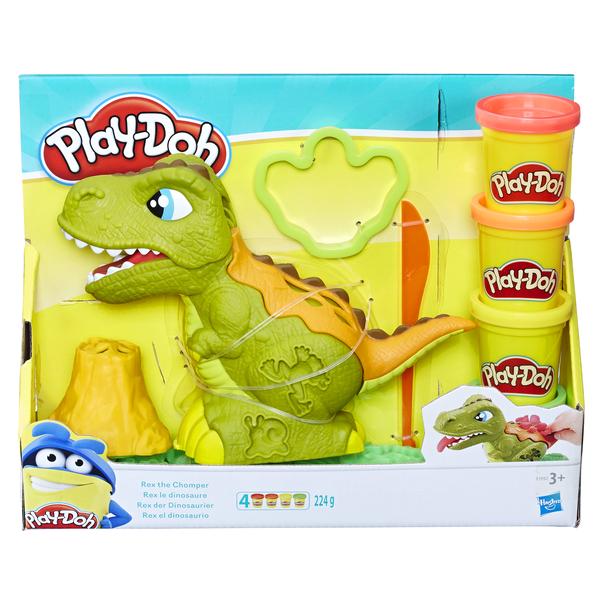 Пластилин и масса для лепки Play-Doh Могучий Динозавр hasbro игровой набор play dohмогучий динозавр