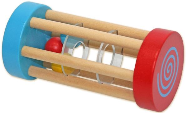 Деревянные игрушки Фабрика Фантазий Игрушка-погремушка Фабрика фантазий деревянная цена