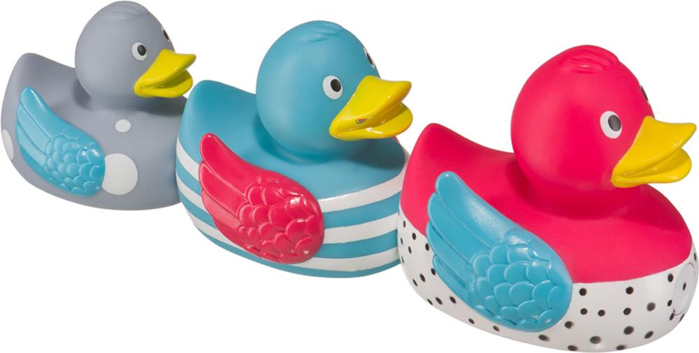 Игрушки для ванны Happy baby Funny ducks funny ducks игрушка для ванной уточка цвет желтый