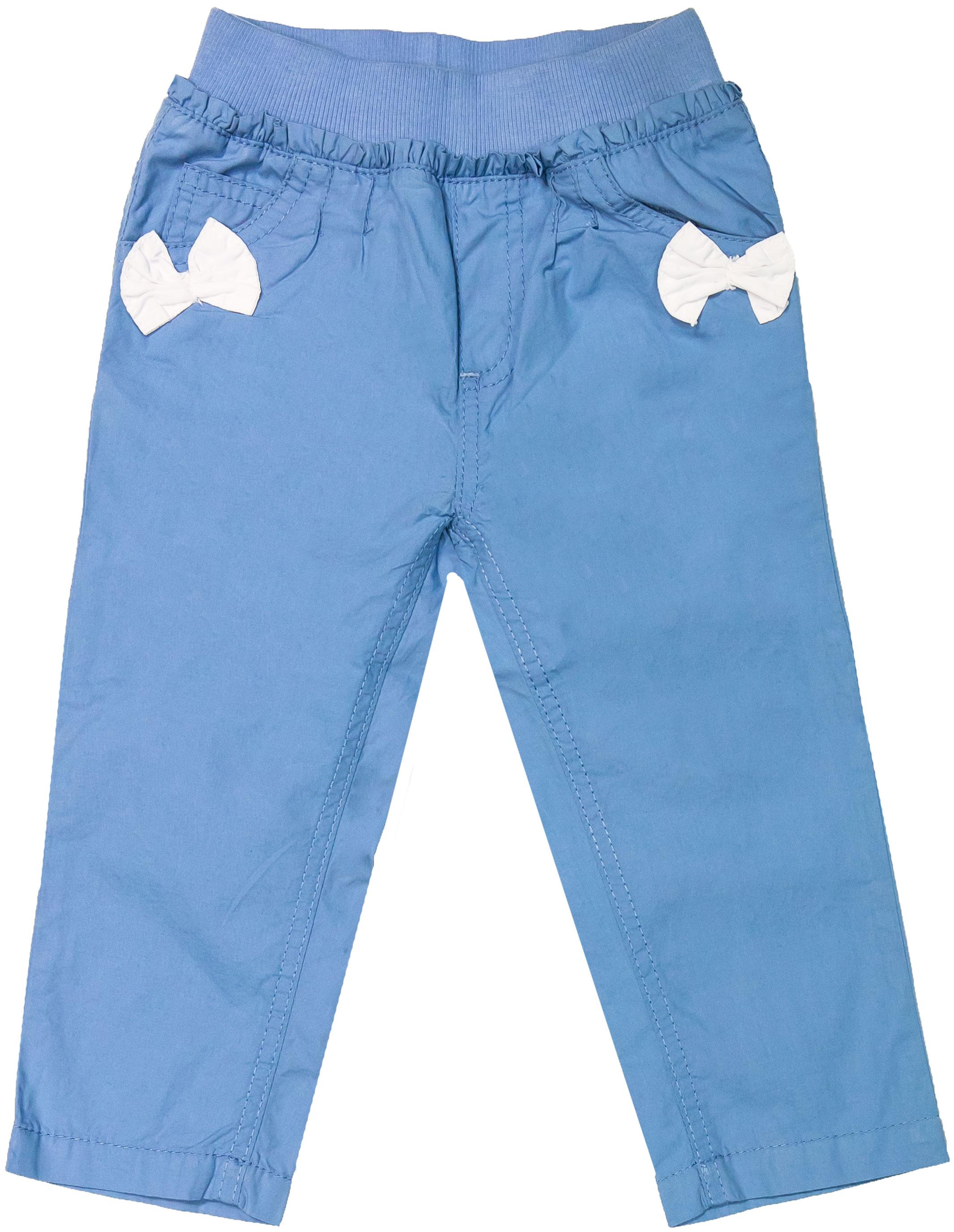 Брюки для девочки Barkito Морская принцесса блузка детская barkito морская принцесса голубая
