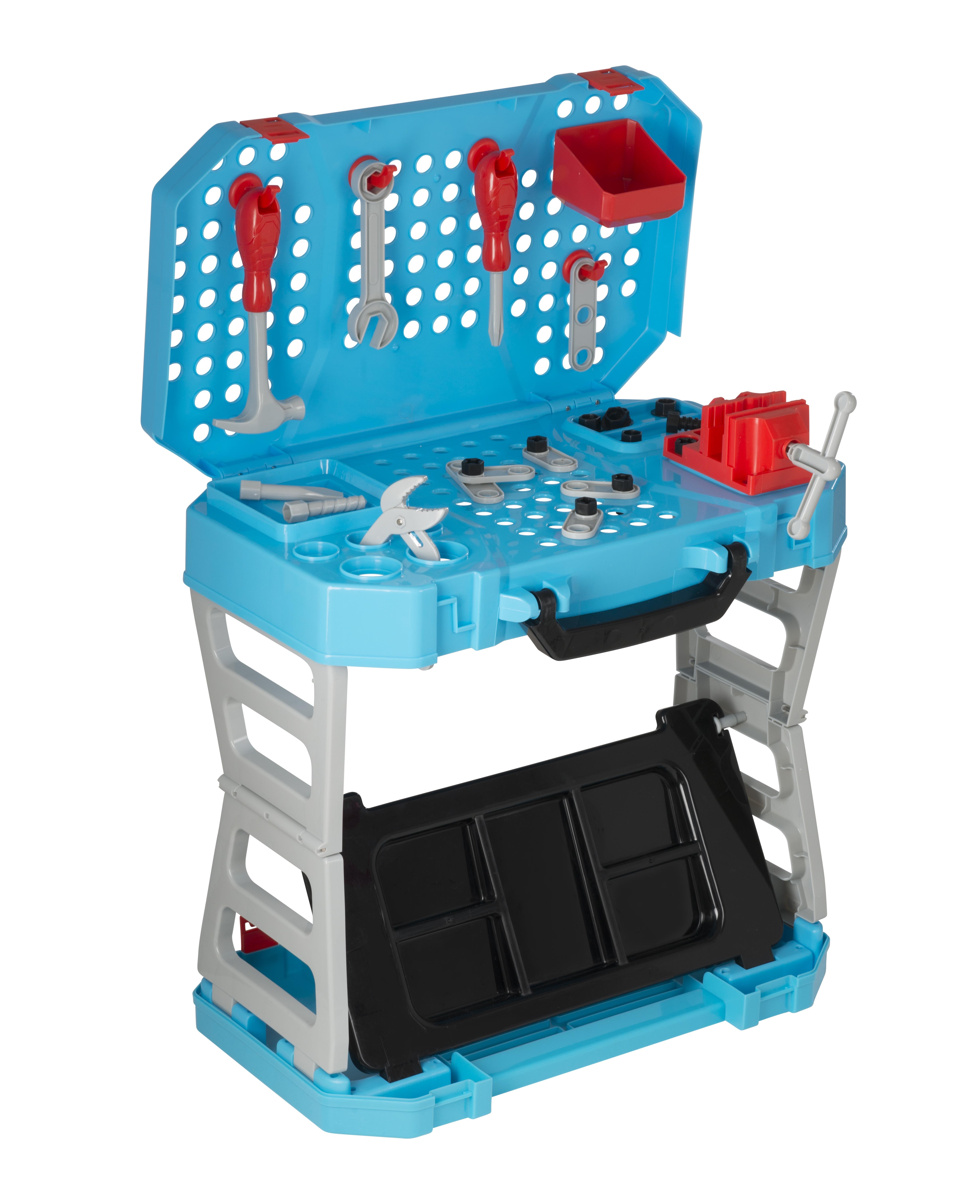 Складная портативная мастерская Smart Smart в чемоданчике мастерская малыша чемоданчик 5 набор основ и материалов для творчества