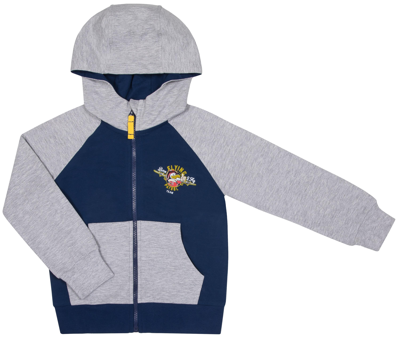 Куртка трикотажная для мальчика Barkito Пилот S19B4005J