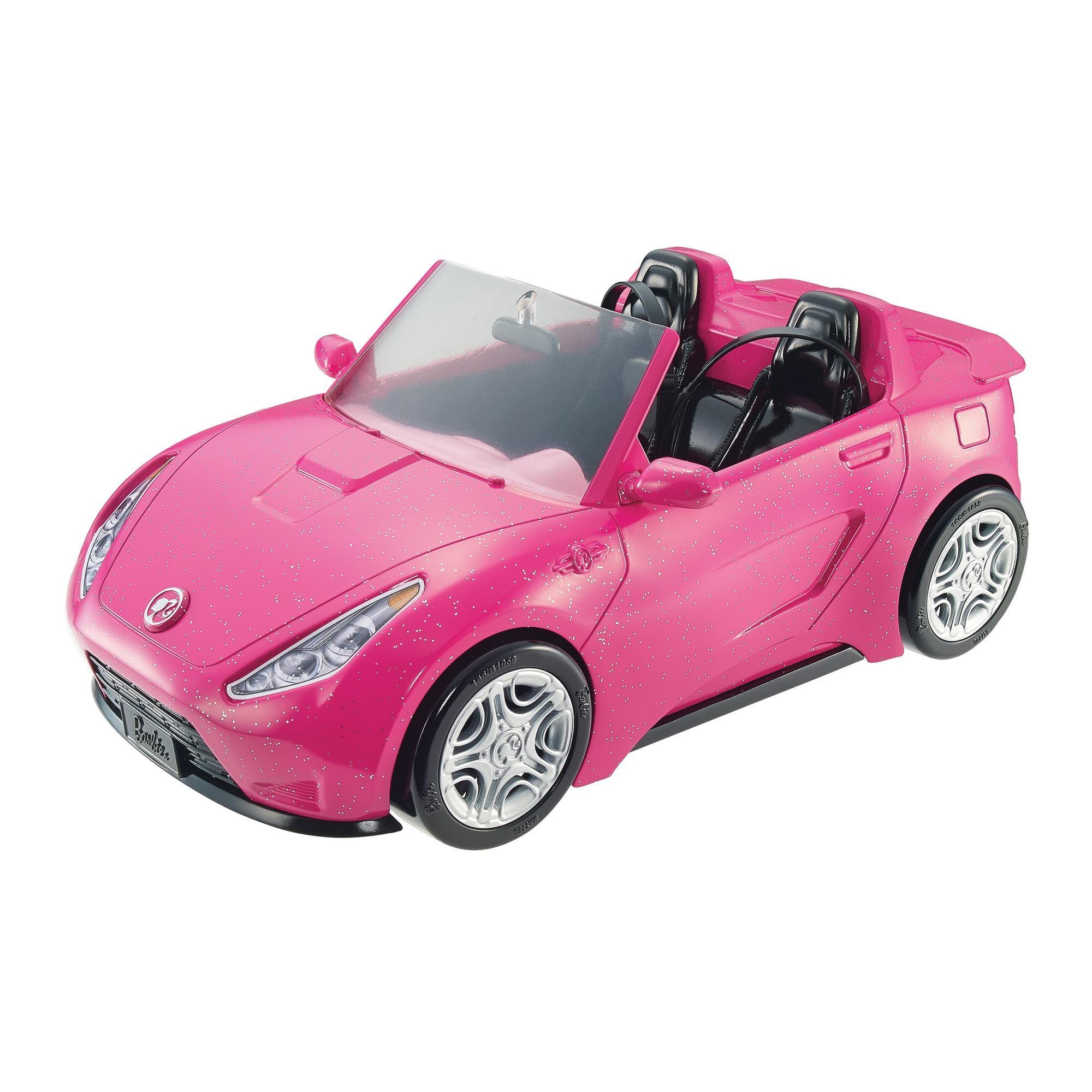Транспорт для кукол Mattel Автомобиль Barbie (Mattel) barbie аксессуар для кукол дневной и вечерний наряд fnd47 fkt09