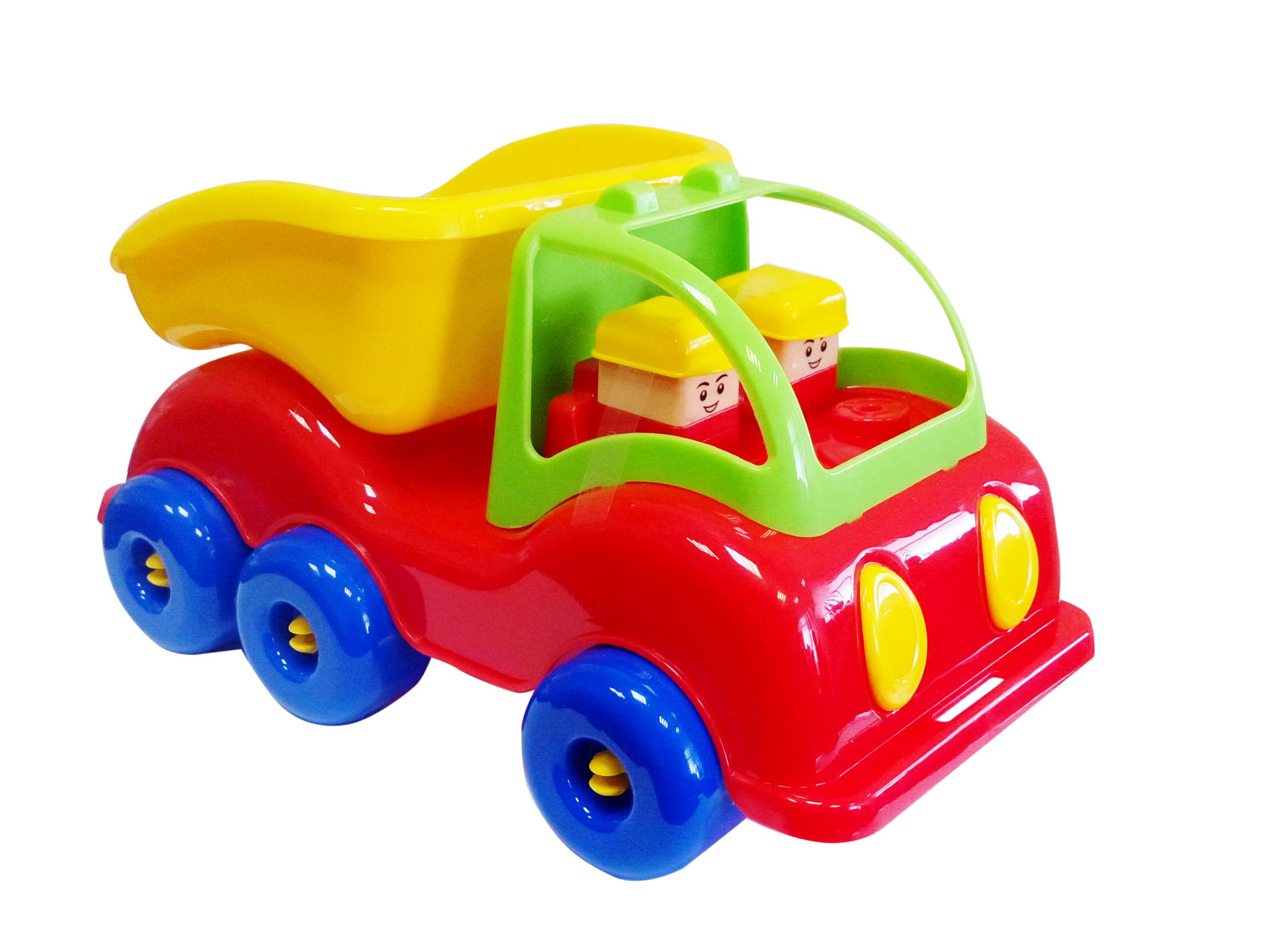 Фото - Игрушечные машинки и техника Пластмастер Силач игры и игрушки в дорогу пластмастер подвеска на коляску пластмастер конфетка