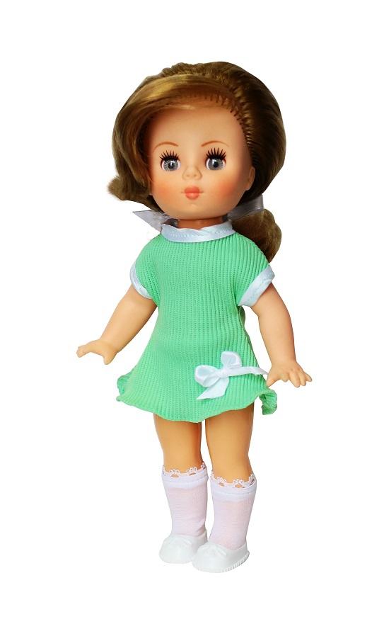Купить Другие куклы, Юленька, Пластмастер, Россия, зелёный с белым, Женский