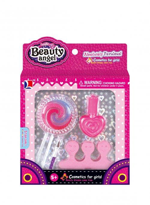 Мини-набор декоративной косметики Beauty Angel Твистер наборы декоративной косметики иллозур набор декоративной косметики 3 по цене 1