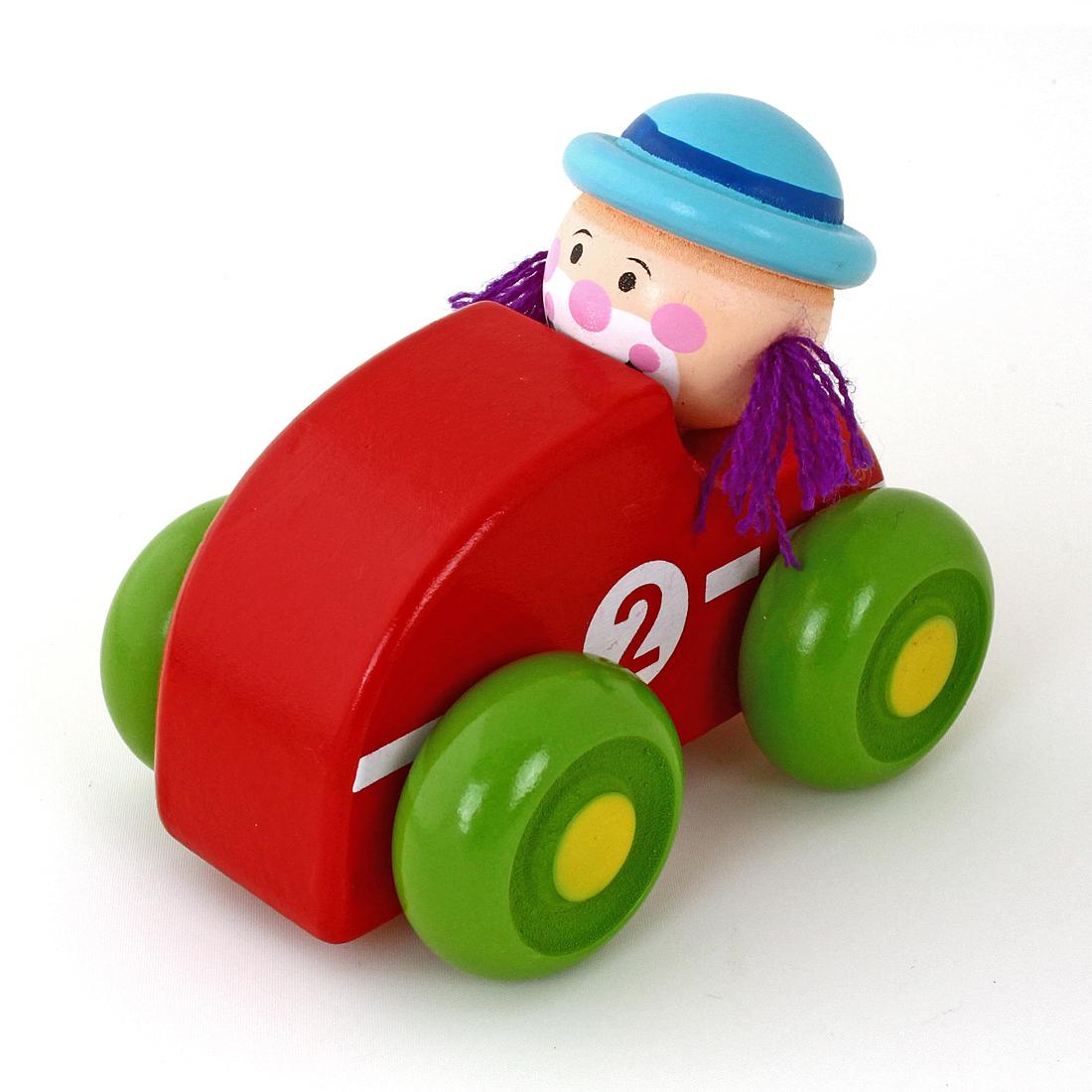 Машинка Наша игрушка Клоун 76539