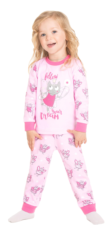 лучшая цена Пижама для девочки Barkito Сновидения