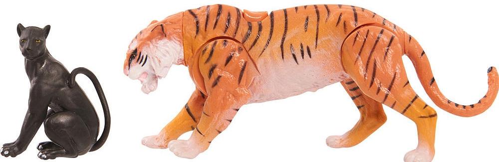 Фигурки героев мультфильмов Jungle Book Фигурка Jungle Book «Книга джунглей» 2 шт. в ассортименте colouring book jungle with rub down transfers