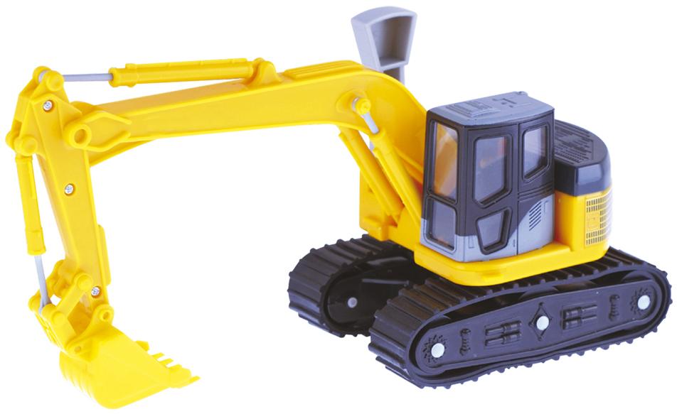 Строительная машина BIG MOTORS Мини-экскаватор