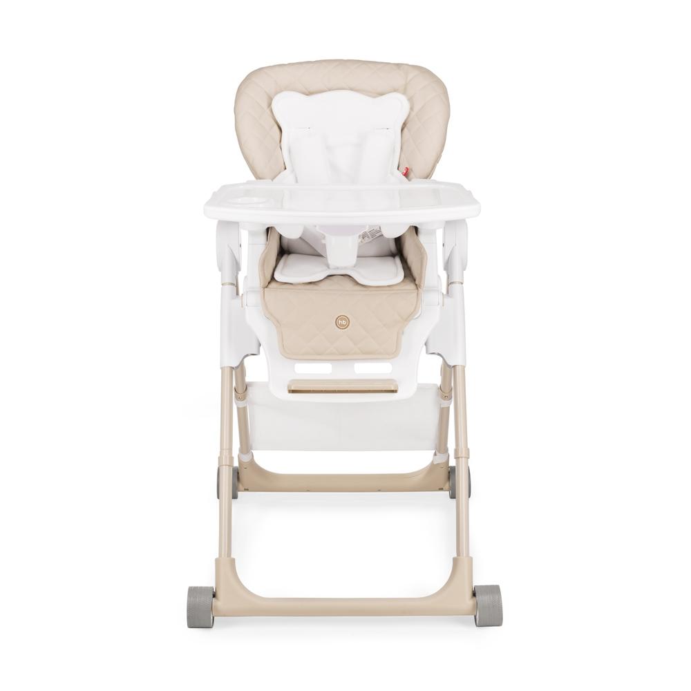 Стульчик для кормления Happy baby William V2 Beige стульчик для кормления happy baby wiliam v2 lilac