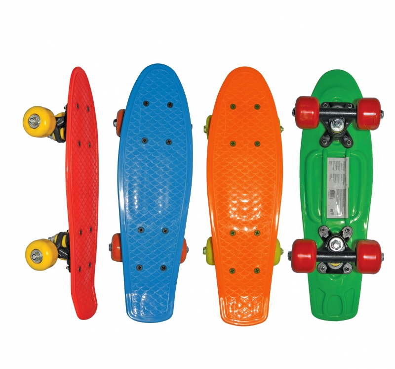 Ролики и скейтборды Navigator Т59492 скейтборды smiley скейтборд face