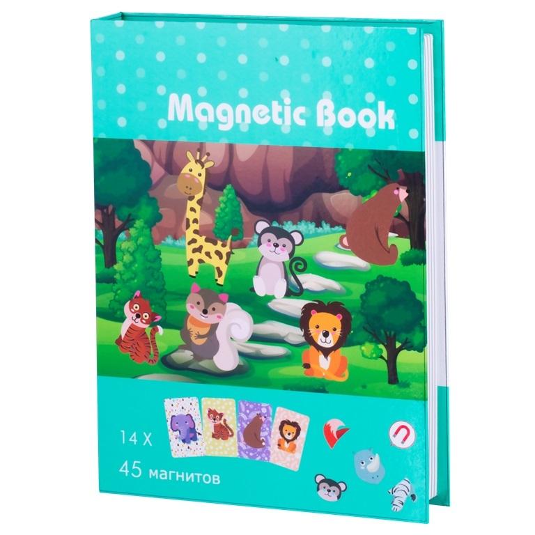 Развивающая игра Magnetic Book В зоопарке TAV034 недорого