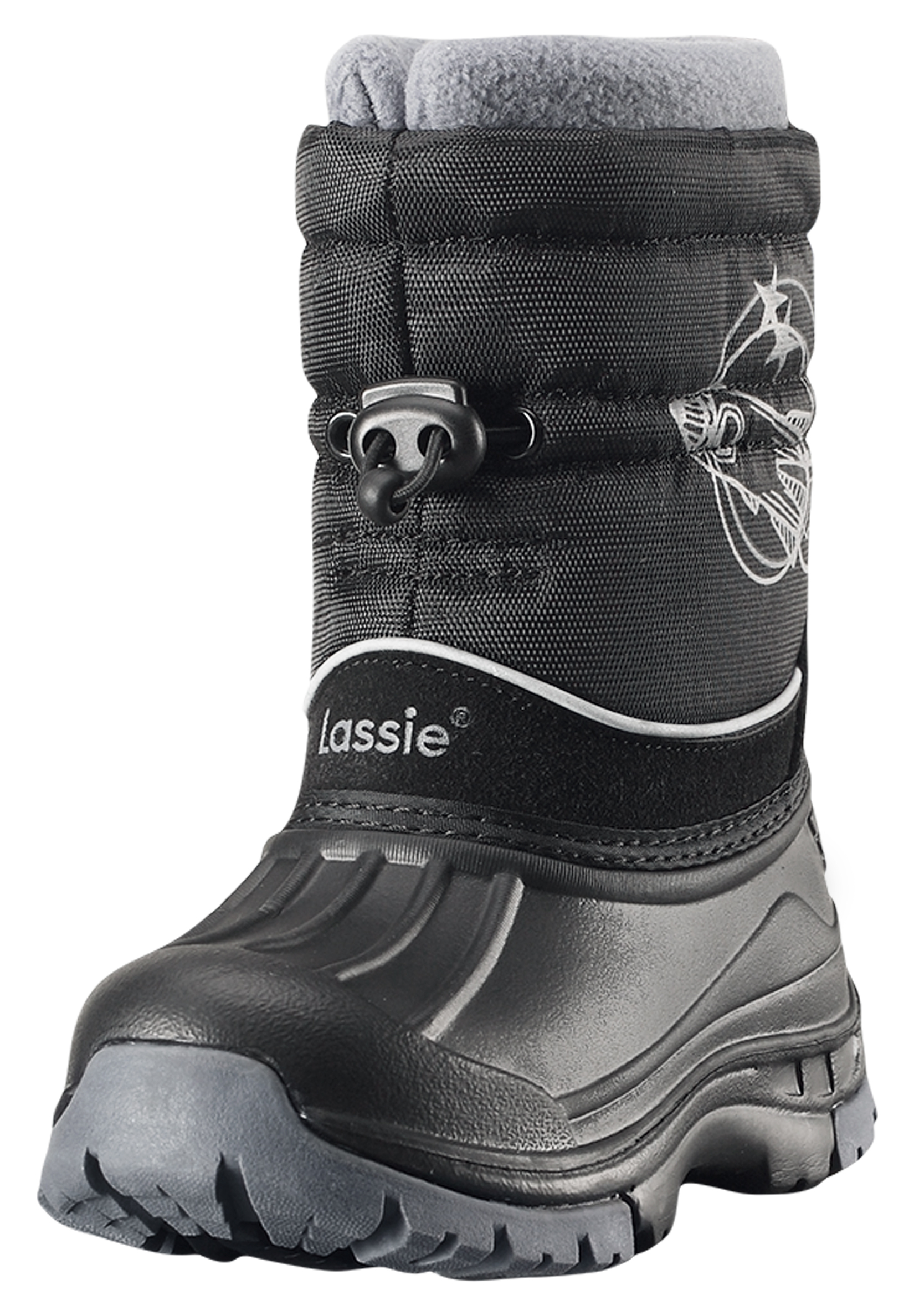 Сапоги Reima 769113-9990 ботинки для мальчика reima черные