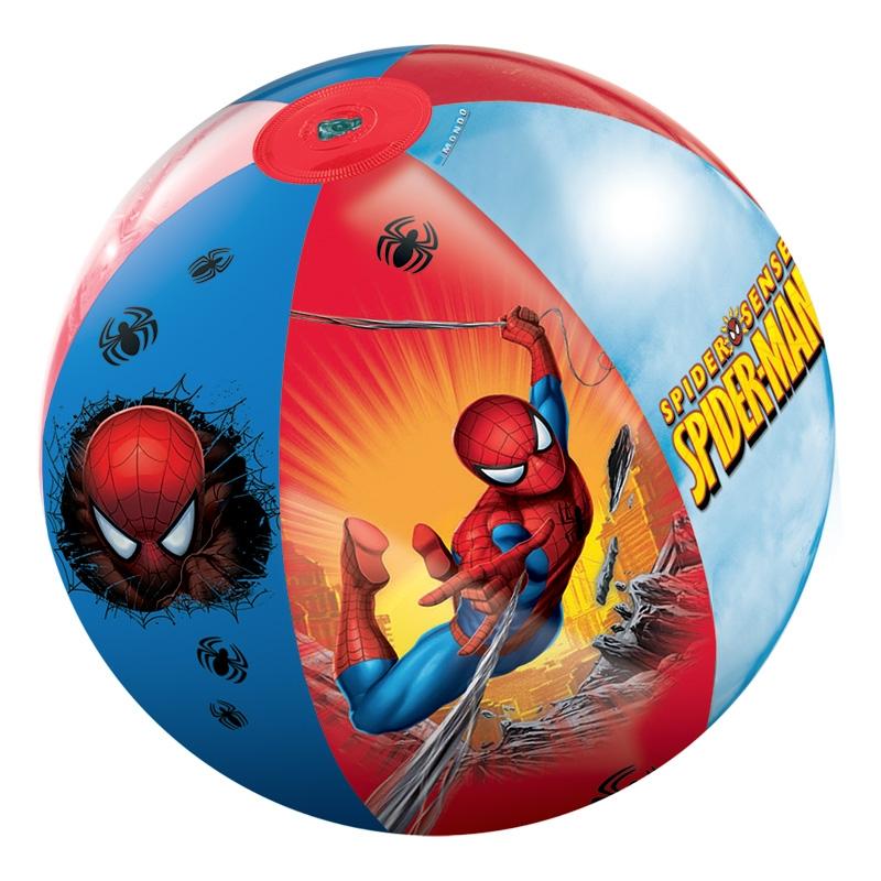 Товары для плавания Mondo Пляжный мяч Человек-Паук 50 см мяч пляжный 41см bestway 31004