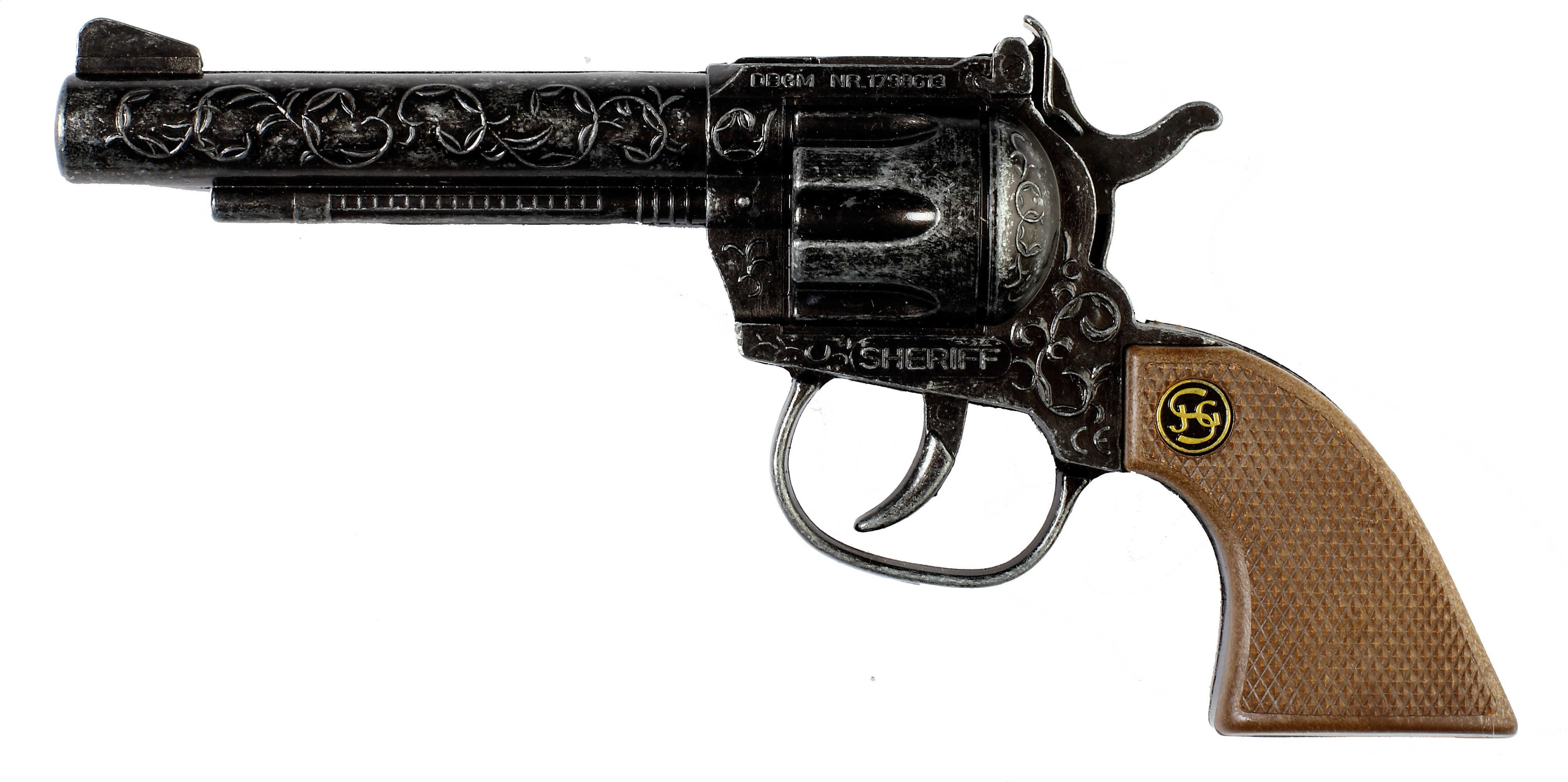 Игрушечное оружие Schrodel Sheriff antique 17,5см пистолет schrodel vip antique