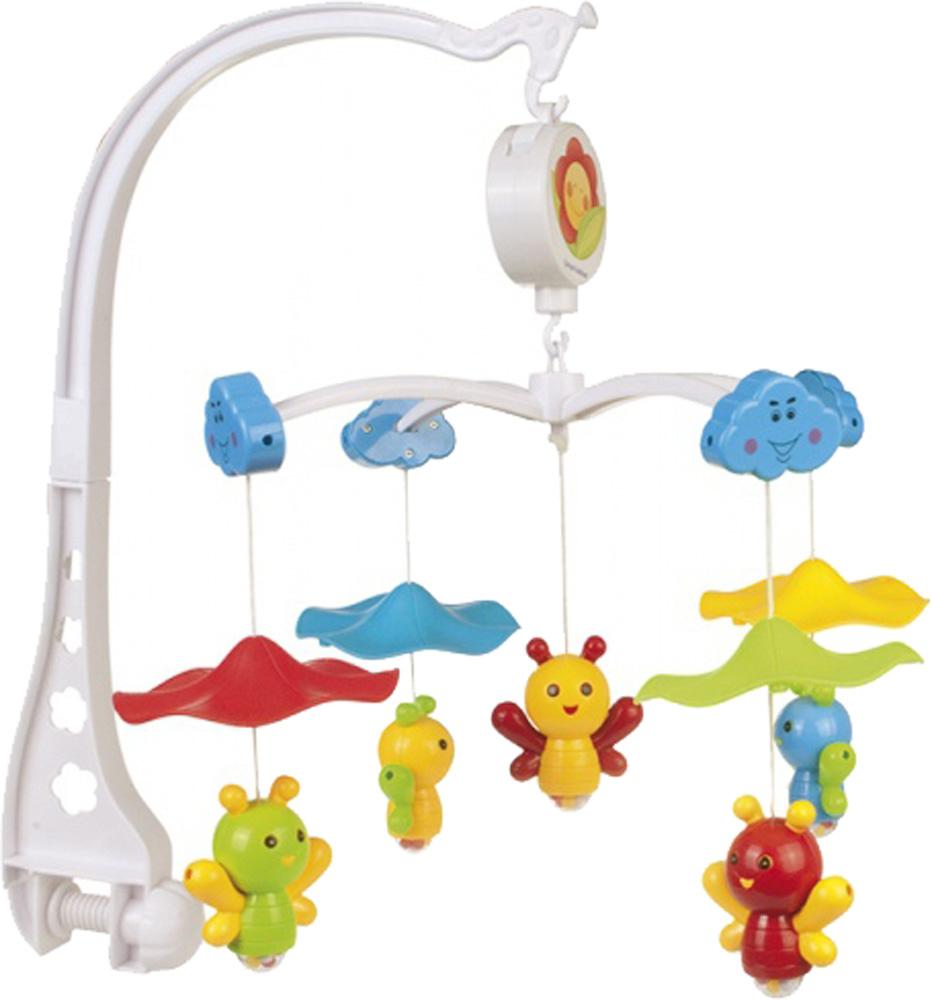 Мобили Canpol babies Пчелки под зонтиком мобили bondibon музыкальная карусель пчелки